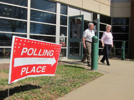 Interactive: Voter registration breaks records in James City County and Williamsburg