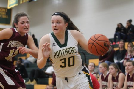Kelsey Sluss was named a second-team All-Region selection. (Ty Hodges/WYDaily)