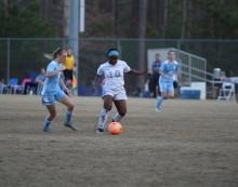 Girls Soccer: Tyson Logs Hat Trick in Win Against York