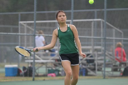 Leanna Troutman helped lead Bruton to its first win of the season. (file photo)