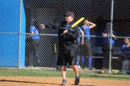 Tom Bunn takes over the Warhill softball program. (Ty Hodges/WYDaily)