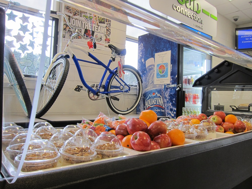 York Schools Blend Healthy Eating, Exercise with New