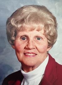 Fannye Doris Holden Scruggs Rorer