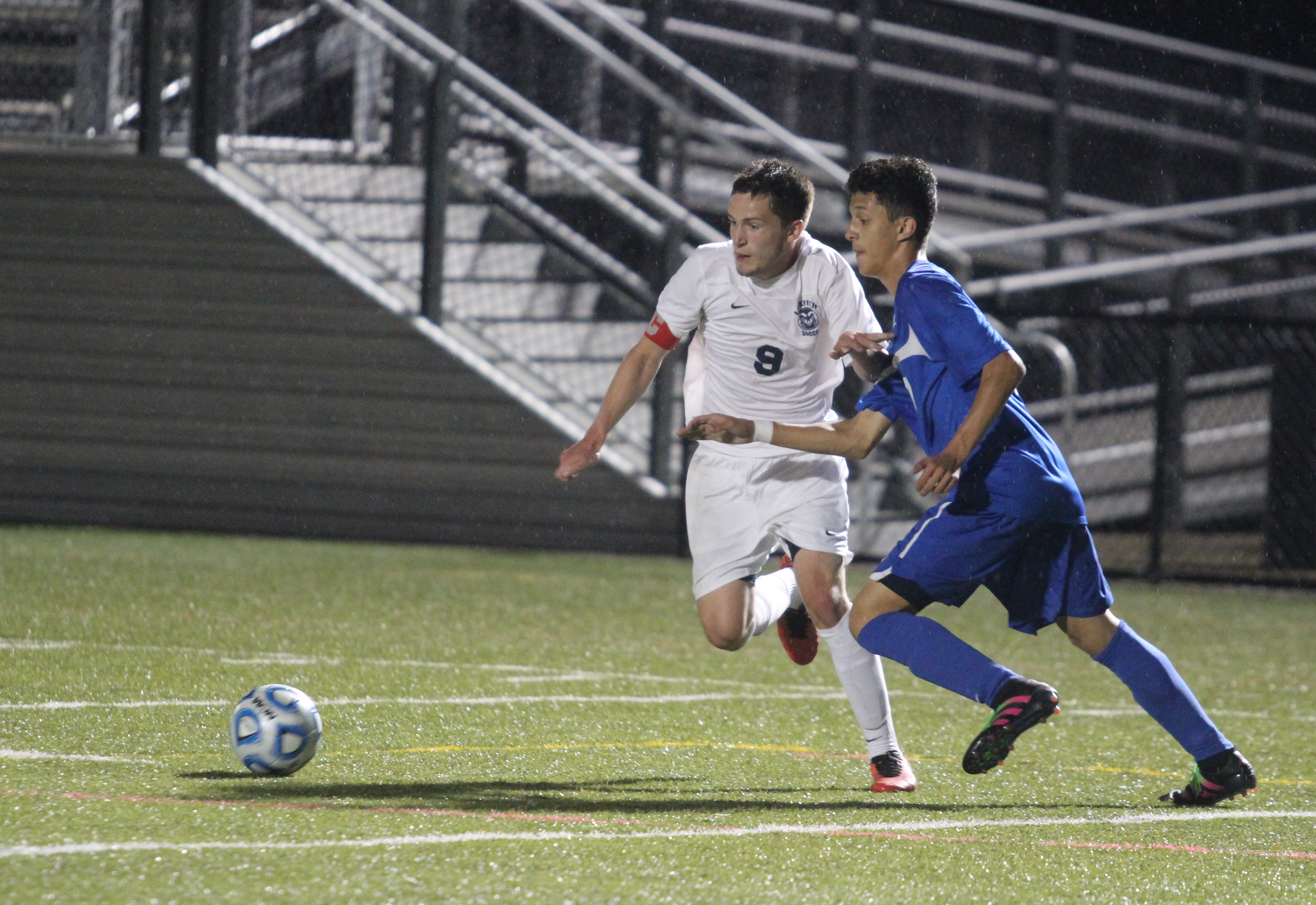Boys Soccer Roundup: Lafayette, Tabb Play to Scoreless Draw
