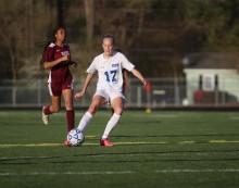 Girls Soccer Roundup: Thomson Scores Twice as York Tops Grafton
