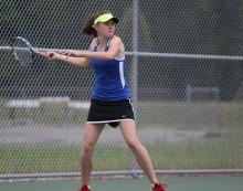 Girls Tennis: York Remains Unbeaten With Huge Win Against Jamestown