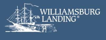 Williamsburg Landing logo