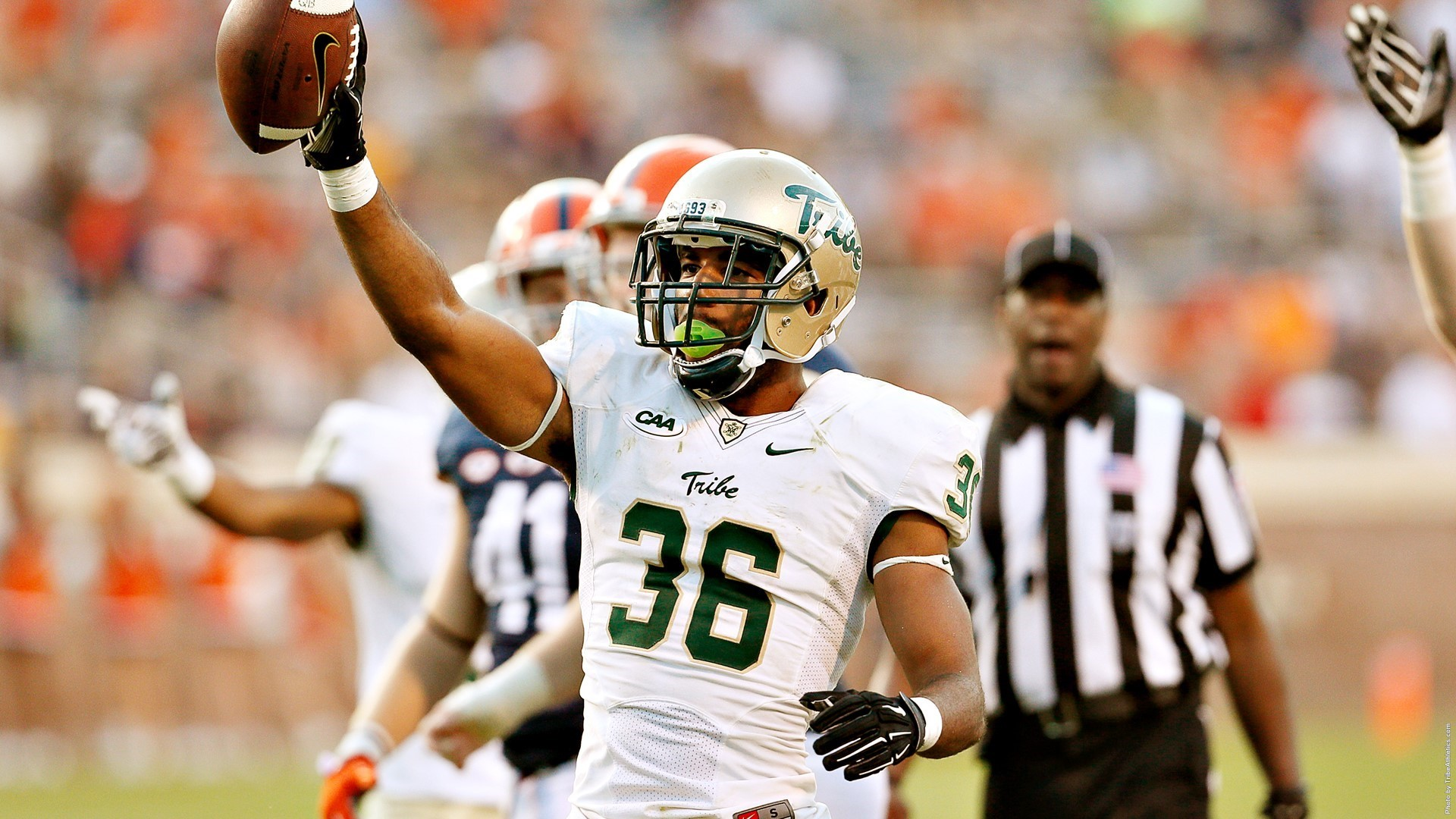 Tribe Football's DeAndre Houston-Carson Drafted by Chicago Bears ...