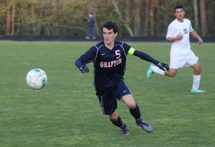 Dylan Lorio-MacNamara scored for Grafton. (file photo)