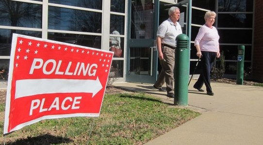 Historic Triangle to vote in two primaries Tuesday