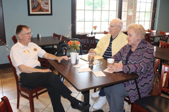 MOM's love: Legion Post sending care packages to overseas troops
