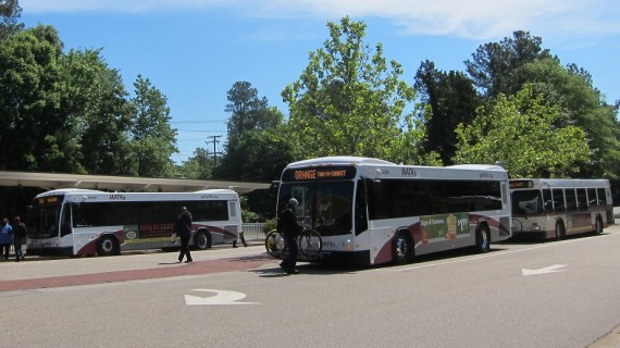 Public input sought on proposed changes to bus service, fees
