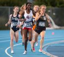William & Mary's Regan Rome took seventh at the NCAA Championships. (Photo courtesy of Tribe Athletics)