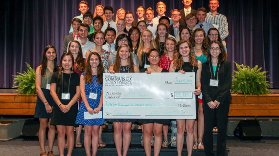 WJCC seniors receive $55k in scholarships from foundation