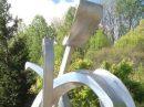 City previews new sculpture garden