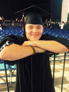 Austin Garrett Baxley, 18, was found shot and killed on Crawford Road on July 1. (Courtesy of Crystal VanValkenburg)