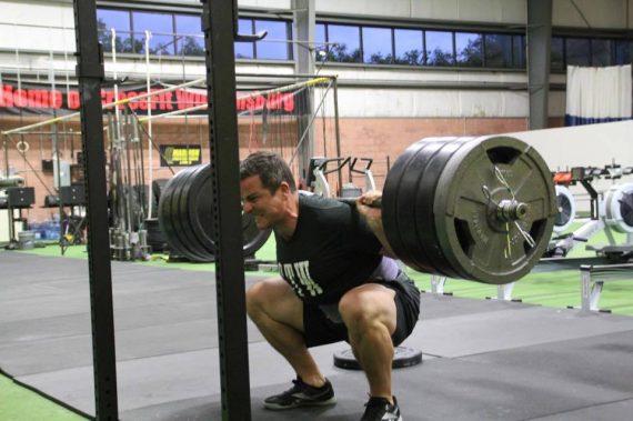 David Marmon: Creating community through CrossFit