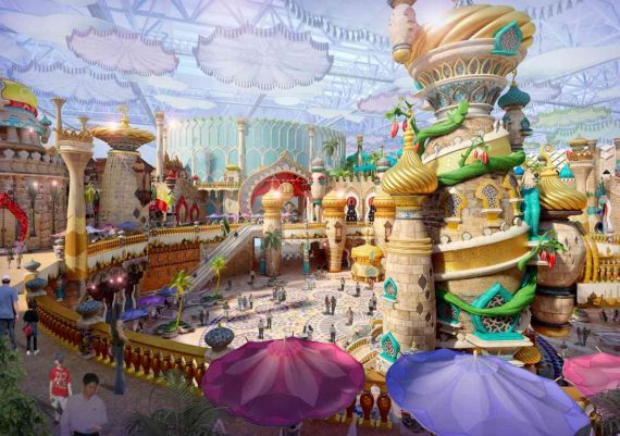 Williamsburg Pottery plans major expansion with futuristic theme park