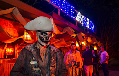 This week marks the start of the annual Howl-O-Scream festival at Busch Gardens, a Halloween-themed event that runs every Friday, Saturday and Sunday night through Oct. 30. (Courtesy SeaWorld Parks & Entertainment)