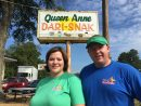 Sarah and Skip Harrison are opening a Pelican's SnoBalls in the old Queen Anne Dari-Snak building. (Adrienne Mayfield)