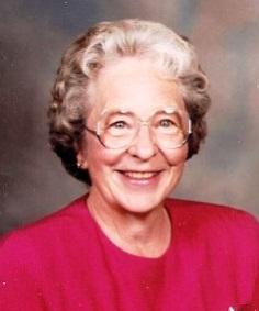 Marjory Arlene Greenwood