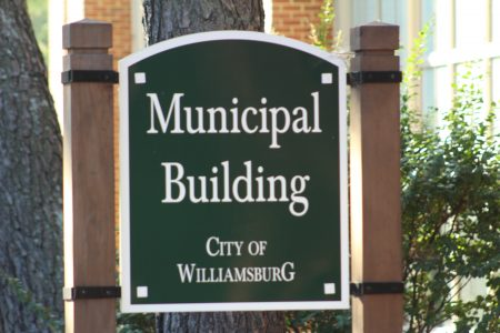 Offices located in the Municipal Building in Williamsburg will be closed Monday in observance of Martin Luther King, Jr. Day. (WYDaily Staff)
