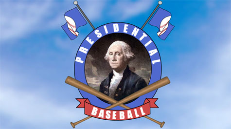 W&M Professor Paul Manna and Jerry Goldman, Professor Emeritus at Northwestern University, created Presidential Baseball in 2002 as a way to make learning about government fun for Americans. (Photo courtesy Paul Manna and Jerry Goldman)
