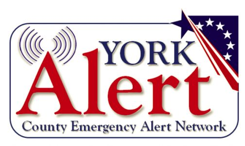 Courtesy of York Alert