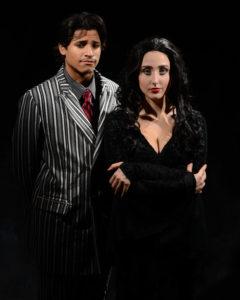 Morticia and Gomez in Wburg