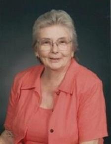 Georgia Ann Morgan