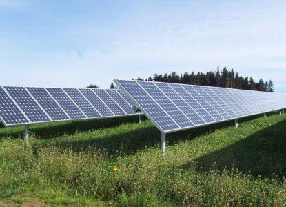 SunPower solar farm