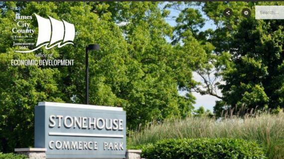 James City County updates economic development website