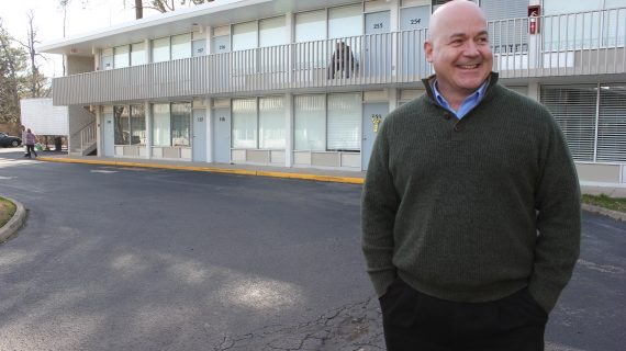Hope for the homeless: Motel owner proposes second renovation to add more affordable housing
