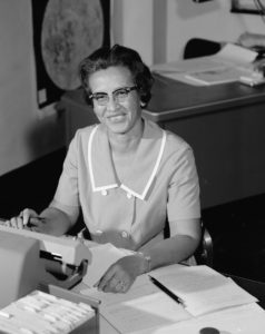 Katherine Johnson, NASA pioneer