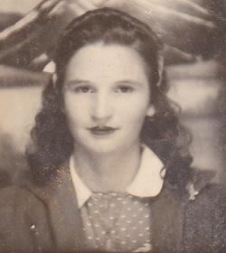 Mamie Lou Wade Belvin