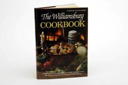 Williamsburg Cookbook for nostalgia buffs