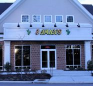 3 Amigos opens in York County, bringing Mexican food to Nelson's Grant