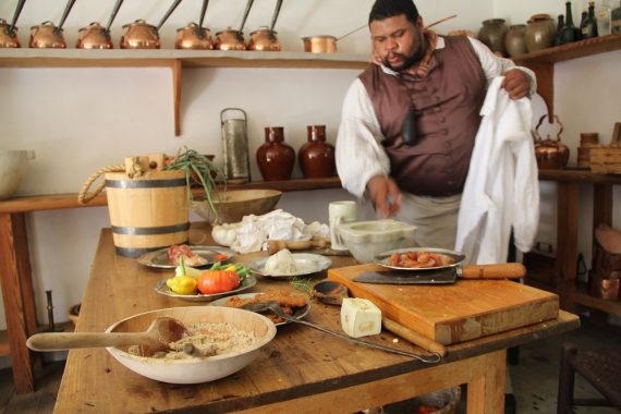 Colonial Williamsburg welcomes its first Revolutionary in Residence