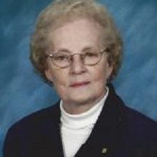 Delma Marjorie Presson Bristow