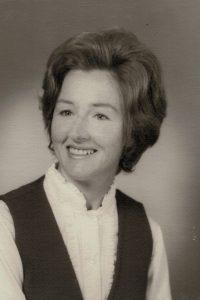Patricia Collins 'Pat' Markey