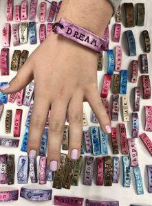 Grafton bracelet fundraiser