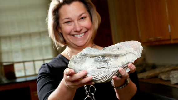 Ancient oysters could reveal future of Chesapeake Bay