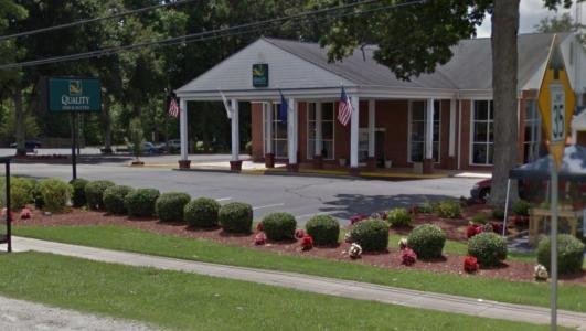 Quality Inn & Suites on Richmond Road. (Courtesy Google Maps)