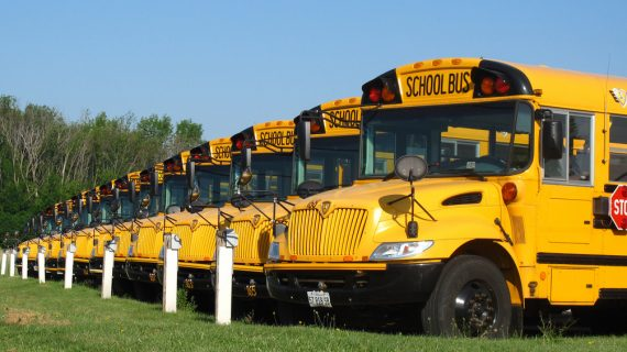 School bus driver charged with reckless driving after 5 students injured in crash