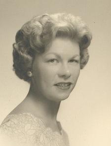 Patricia 'Pat' Spang Ogden