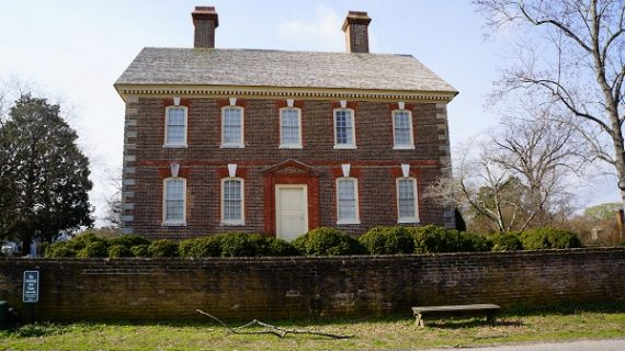 Where We Live: the historic Thomas Nelson House