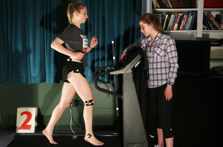 W&M studies women runners