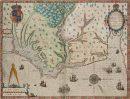 Colonial Williamsburg acquires antique maps depicting early Virginia life