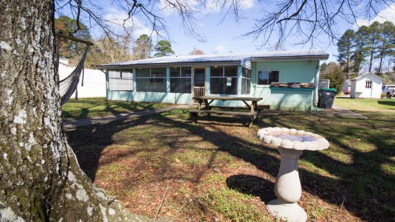 Where We Live: Chickahominy Haven cottage with whimsy