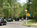 Monticello Avenue in Williamsburg will soon offer better pedestrian access between Williamsburg's midtown district and James City County's New Town district. (Steve Roberts, Jr./WYDaily)